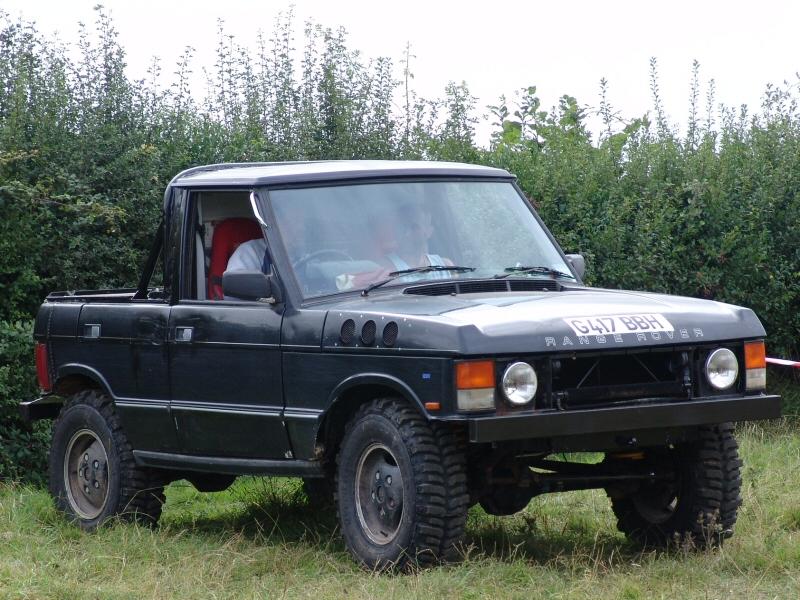 adrian 39 s tomcat 100 4 door range rover bobtail pickup. Black Bedroom Furniture Sets. Home Design Ideas