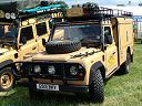 Camel Trophy Landrover Support Unit