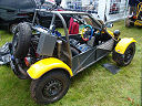 Mini based kit car