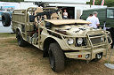 Al-Thalad Long Range Patrol Vehicle