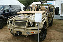 Long Range Patrol Vehicle