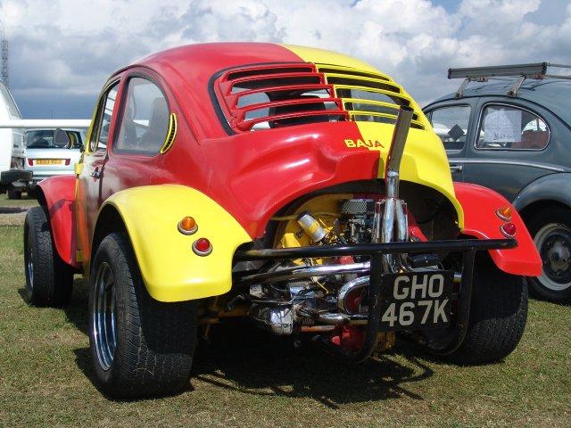 paloreadro  baja volkswagen