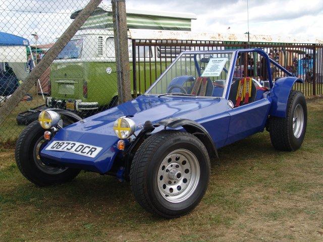 Adrian S Tomcat 100 Quot Volkswagen Beetle Based Sandrail