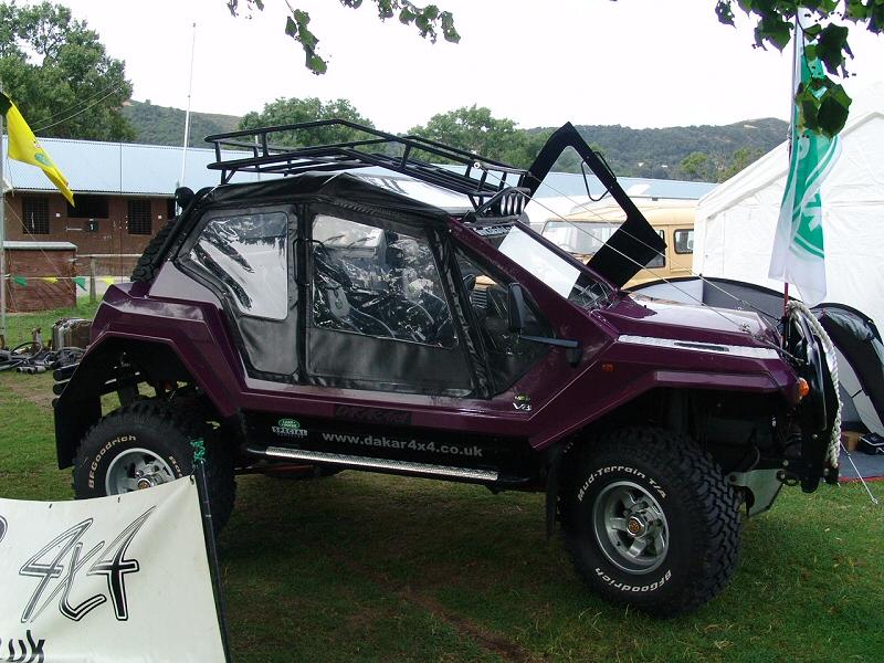 Adrians Tomcat 100  Dakar Kit Car