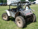 Muddler trials car