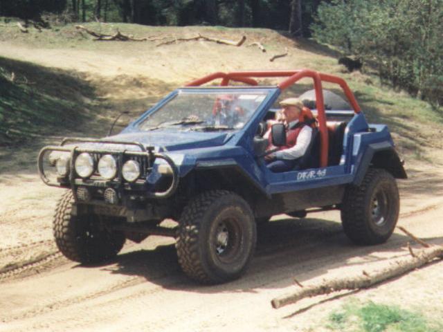 Sahara Blitz Land Rover Kit Car Update 25 4 11 Retro Rides
