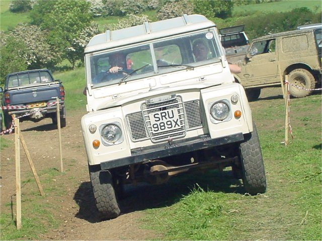 Adrian S Tomcat 100 Quot Land Rover Body Shortened Range