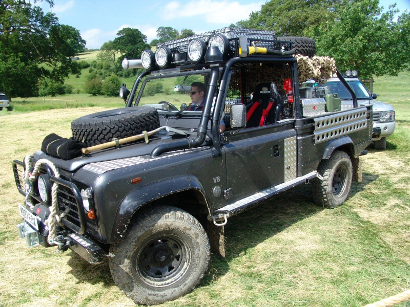 Convert Disco 300tdi To 100 Inch Defender