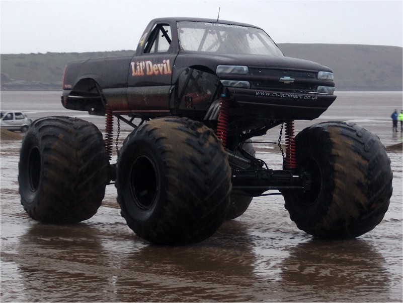 Super Cool Monster Trucks | www.pixshark.com - Images ...